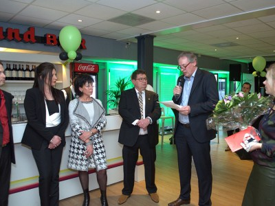 25-jarig jubileum Travel'Inn